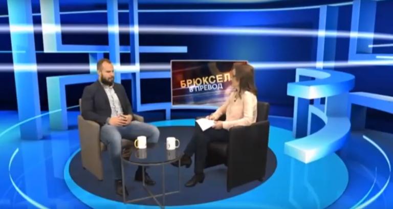 """В """"Брюксел в превод"""" по Agro TV"""