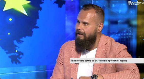 Държавата ни трябва правилно да разпредели европейските средства в бюджета си след 2021 година – това, каза Ивайло Здравков