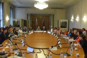 Проведе се заседание на Комисията по европейските въпроси и контрол на европейските фондове (КЕВКЕФ)