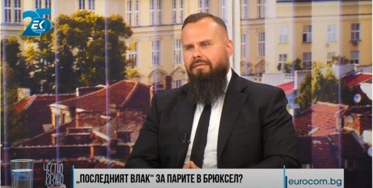 """Участие на Ивайло Здравков в предаването """"Честно казано"""" с Люба Кулезич"""